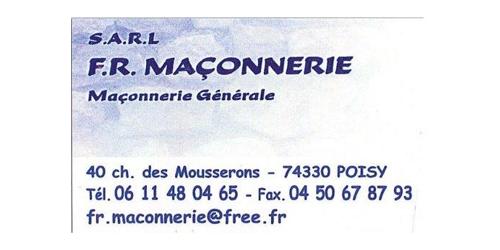 FR Maçonnerie